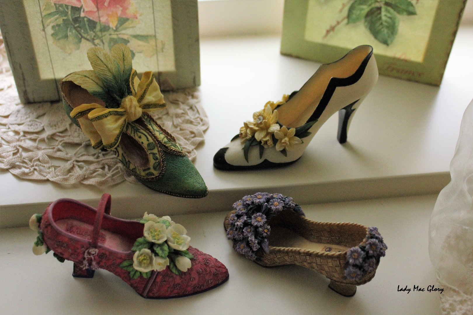 Hippe deco shoes